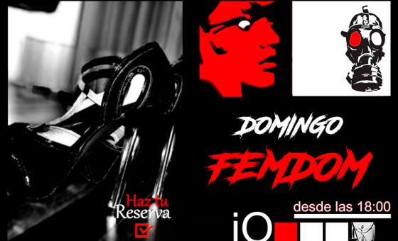 Femdom Foot Fetish - Otoño IO